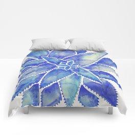 Aloe Vera – Blue Palette Comforters