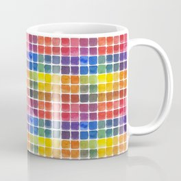 Mix it Up! - Watercolor Mixing Chart Coffee Mug