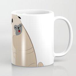 Sleeping Pugs Coffee Mug