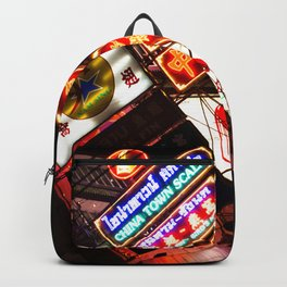 China Towm Backpack