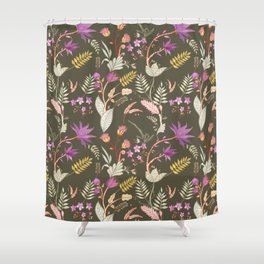 Tulum Shower Curtain