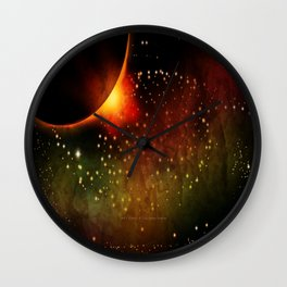 SPACE 121413 – 067 Wall Clock
