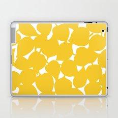 Apple Leaf: Yellow Laptop & iPad Skin