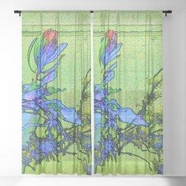 Protean Sheer Curtain