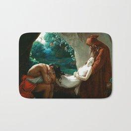 Anne-Louis Girodet de Roucy-Trioson Burial of Atala Bath Mat