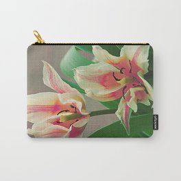 Vintage tulips 7 Carry-All Pouch