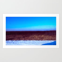 Reservation : of Heritage VII Art Print