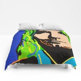 K Cobain Art Print by Jossart © Comforters
