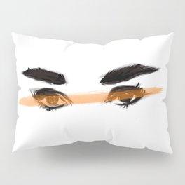 Audrey's eyes 2 Pillow Sham