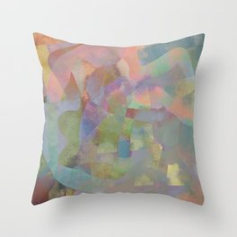 Camouflage XXII Throw Pillow