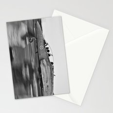 Coming Into Land Stationery Cards