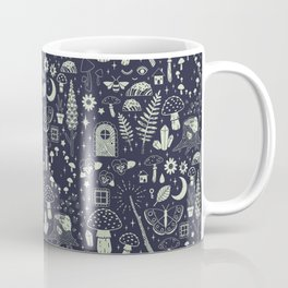 Fairy Garden: Midnight Coffee Mug
