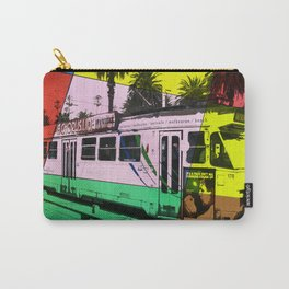 Melbourne Tram Carry-All Pouch