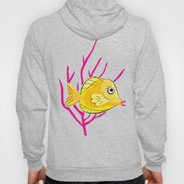 Tropical Fish Tank Hoody