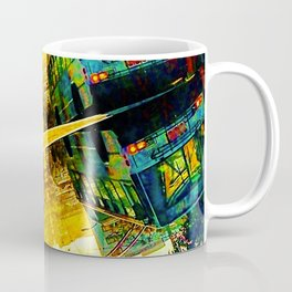 Muni Supernova Coffee Mug