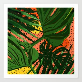 Jungle Dreamer Art Print