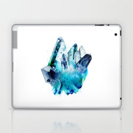 Watercolor Gemstone Laptop & iPad Skin