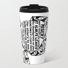 Oscar Grant - Black Lives Matter - Series - Black Voices Travel Mug