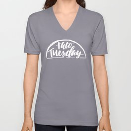 Taco Tuesday Unisex V-Neck