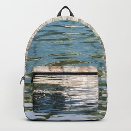 Reflecting Blues Backpack