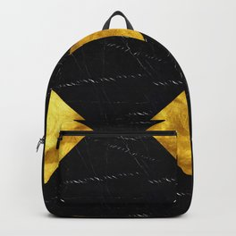 Black and Gold Marble Edition 1 Backpack