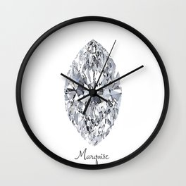 Marquise Wall Clock