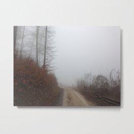 Nebel 3 Metal Print