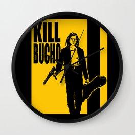 Kill Bucho: El Mariachi Wall Clock