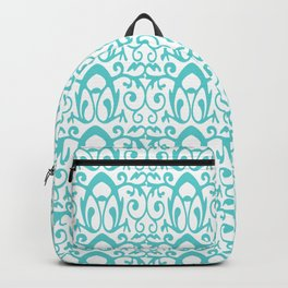 Teal arch Backpack