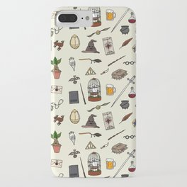 Harry Pattern iPhone Case