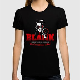 Mr Blank (Grosse Pointe Blank) T-shirt