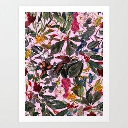 The Butterfly's Dream Art Print
