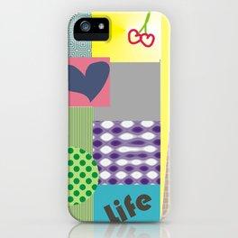 geometrico iPhone Case