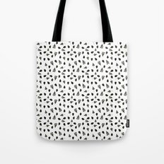 Natural & Dry Leaves  Tote Bag