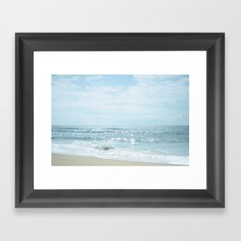 Glisten Framed Art Print