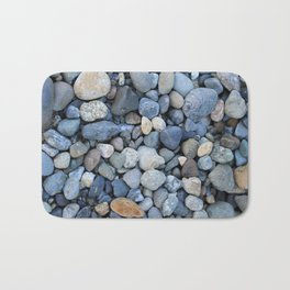 On Rocky Shores Bath Mat