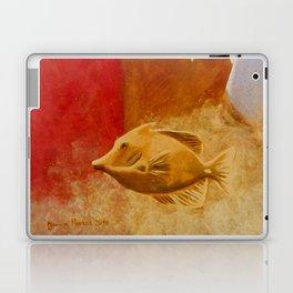 intermediate world - autumn Laptop & iPad Skin