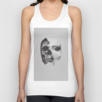 death Tank Tops featuring Life & Death. by David