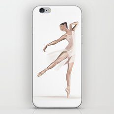 Ballet Dance Moves iPhone Skin