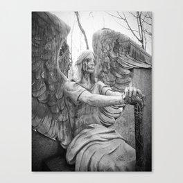 Haserot Angel Canvas Print