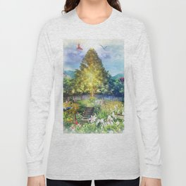 The Heart of The Forest Long Sleeve T-shirt