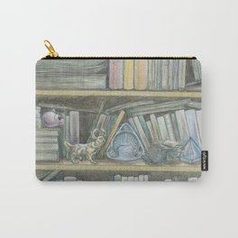 RHX Bookshelf Logo Carry-All Pouch