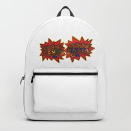 Tatted with Pride Backpack