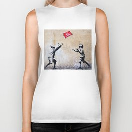 Banksy, Ball Games Biker Tank