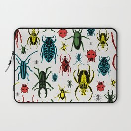 Bug Out - Ultra Insectoid Pattern Laptop Sleeve