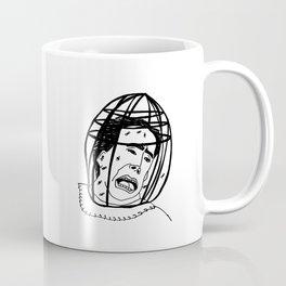 100 Portraits of Nicolas Cage Coffee Mug
