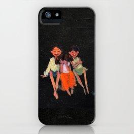 Siblings! iPhone Case