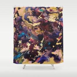 Serenity Blush Shower Curtain
