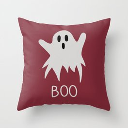 Are you scared ? #2 Throw Pillow