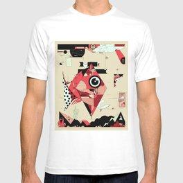 Fish and Squirrel T-shirt